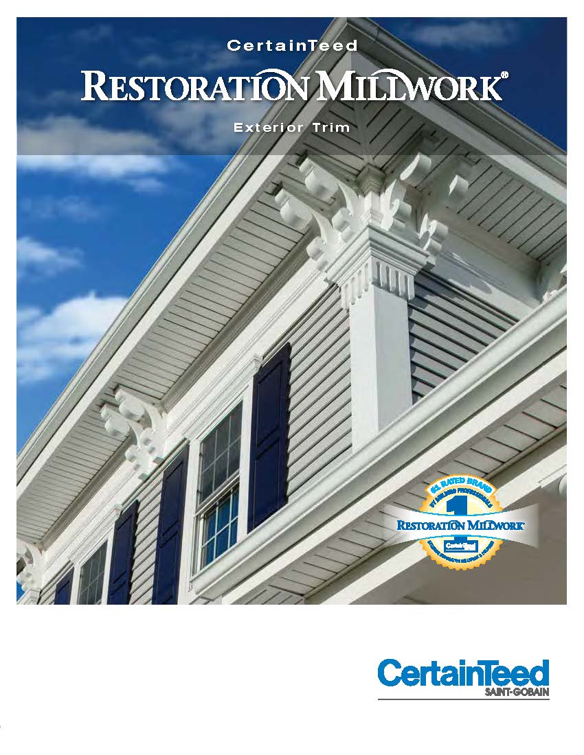 CertainTeed Exterior Trim Catalog