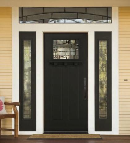Exterior Doors Metal Fiberglass Wood