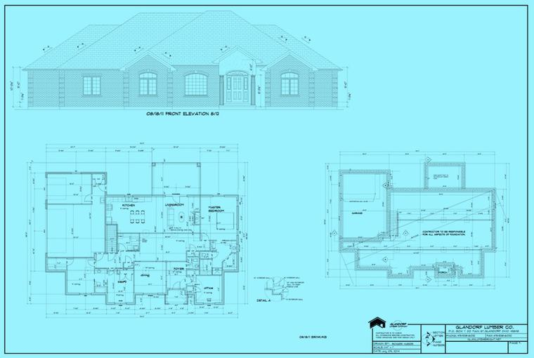 House plans and home designs